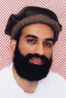 Ali Abdul Aziz Ali (a.k.a. Ammar al-Baluchi) at Guantanamo in July 2009.